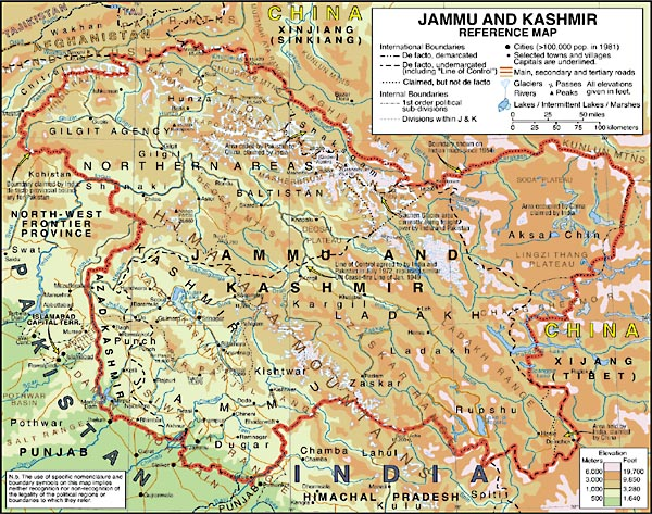 Jammu and kashmir state history essay